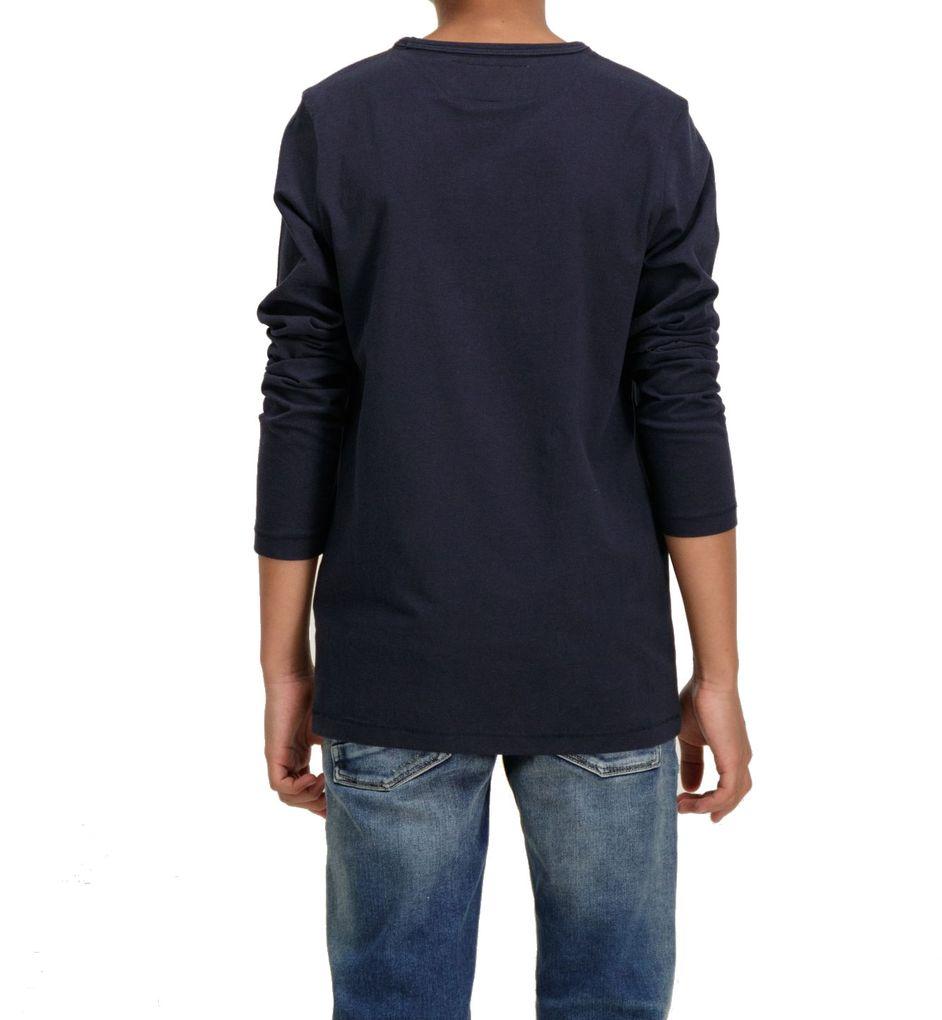 Garcia Jungen Longsleeve Langarmshirt mit Print – Bild 4