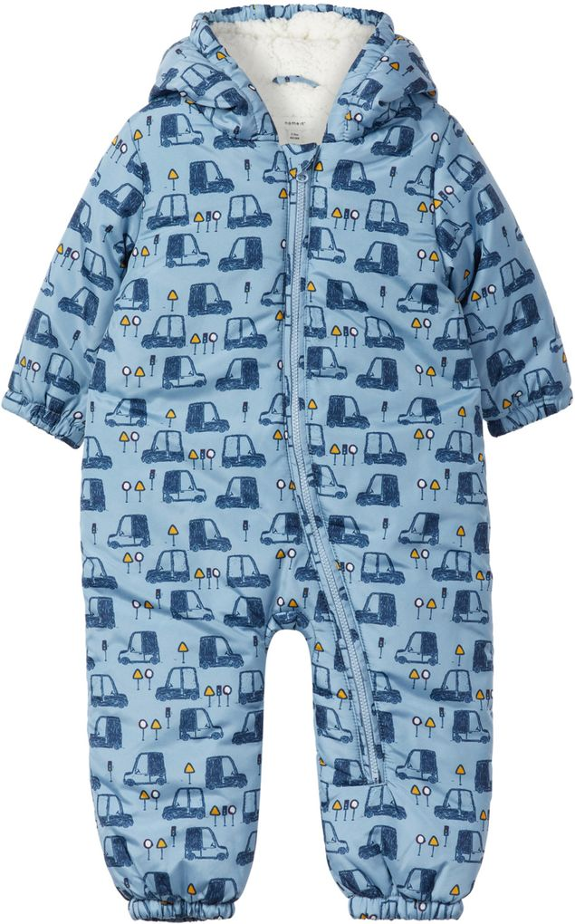Name it Baby Schneeoverall Wagenanzug NBMMIR SUIT