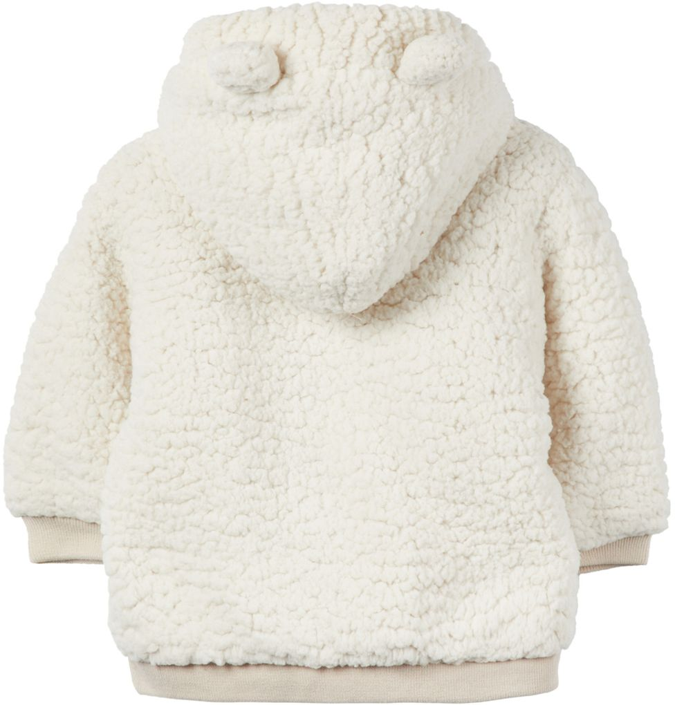 Name it Baby Teddyjacke Winterjacke NBNMIFFI – Bild 2