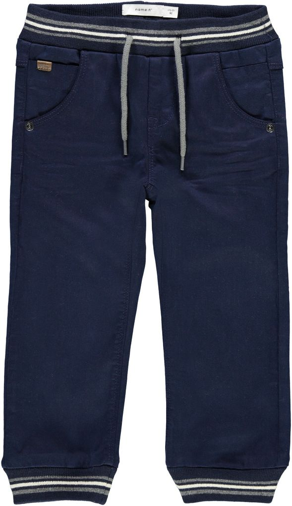 Name it Jungen Chino-Hose im Baggystyle NMMBOB mini – Bild 1