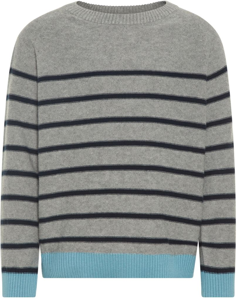 Name it Jungen Strick-Pullover gestreift NMMODIMS – Bild 1