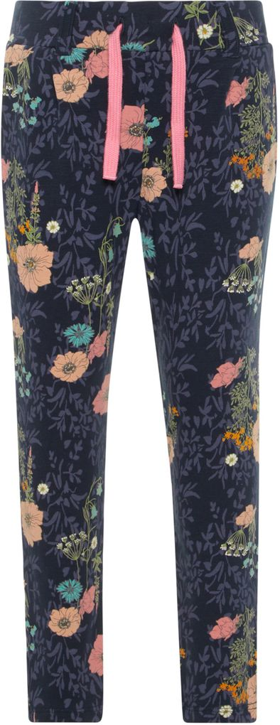 Name it Mädchen Sweathose Joggpants Blumenprint NMFOLAN