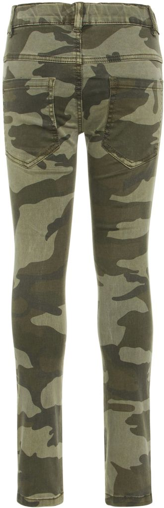 Name it Jungen Hose Camouflage Military Style NKMTHEO – Bild 2