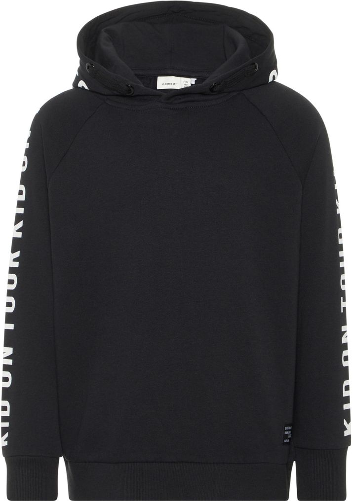 Name it Jungen Sweatshirt mit Kapuze NKMOLE Hoodie
