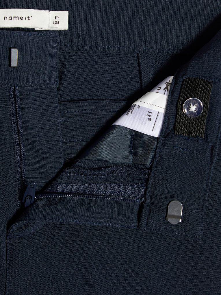 Name it Jungen Anzug-Hose dunkelblau NKMINGEMANN – Bild 5