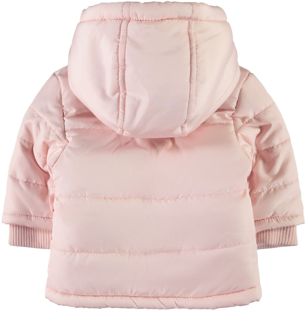 Name it Baby Winterjacke NBFMAKI rosa – Bild 2