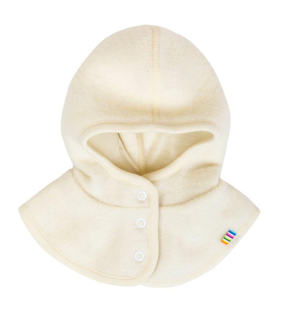Joha Baby Kinder Unisex Schalmütze aufknöpfbar Balaclava Merino-Wolle – Bild 2
