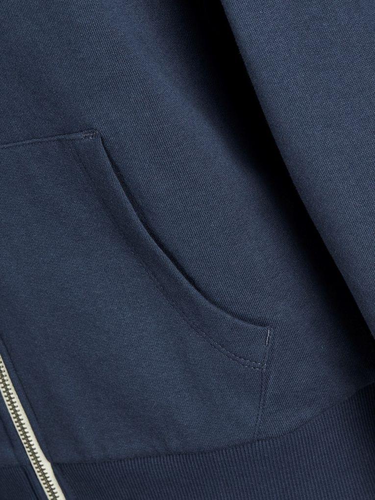 Jack&Jones Jungen Sweatjacke mit Kapuze Hoodie in navy blazer – Bild 3