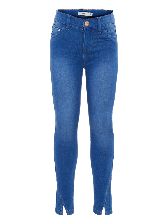 6a94b70c951d8c Name it Mädchen Jeans Hose Skinny fit NKFPOLLY medium blue denim