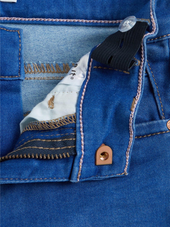 15ee47cf2dbc40 Name it Mädchen Jeans Hose Skinny fit NKFPOLLY medium blue denim – Bild 4
