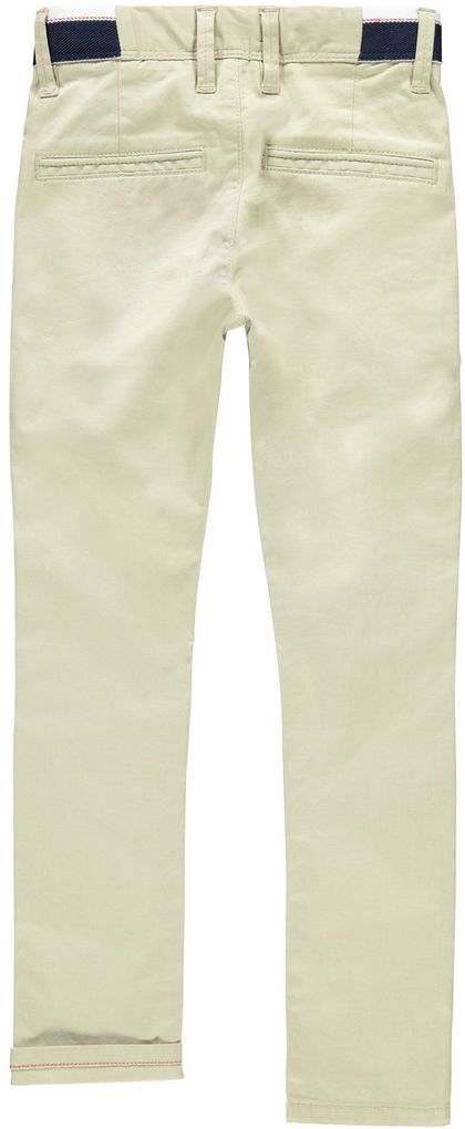 Name it Jungen Chino-Hose NKMSILAS slim fit white pepper – Bild 2