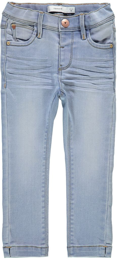 Name it Mädchen Jeans Hose Skinny NMFPOLLY slim fit – Bild 1