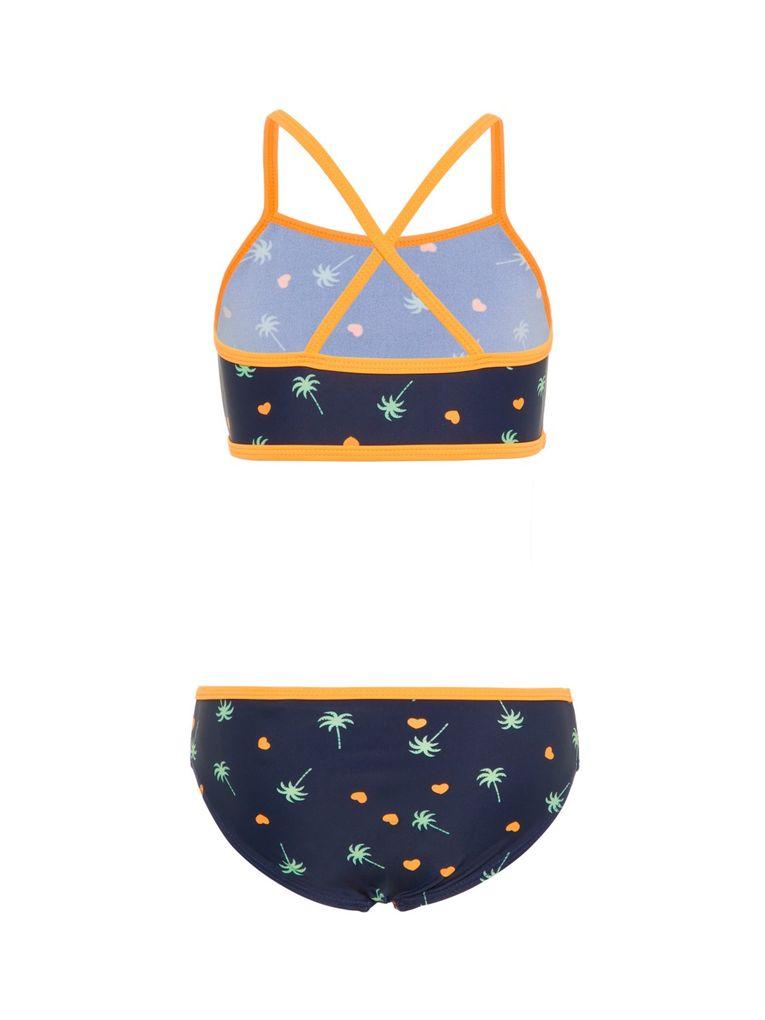 Name it Mädchen Bustier Bikini Set Bademode NKFZUMMERU – Bild 11