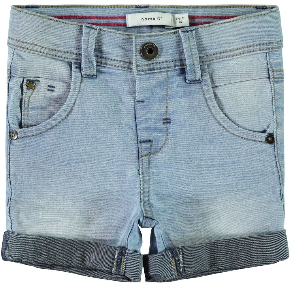 Name it Jungen Jeans Shorts slim fit kurze Hose NMMSOFUS