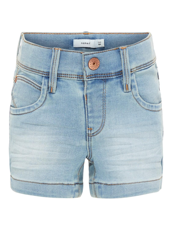amazon ein paar Tage entfernt neue angebote Name it Mädchen Jeansshorts NMFSALLI slim fit kurze Hose