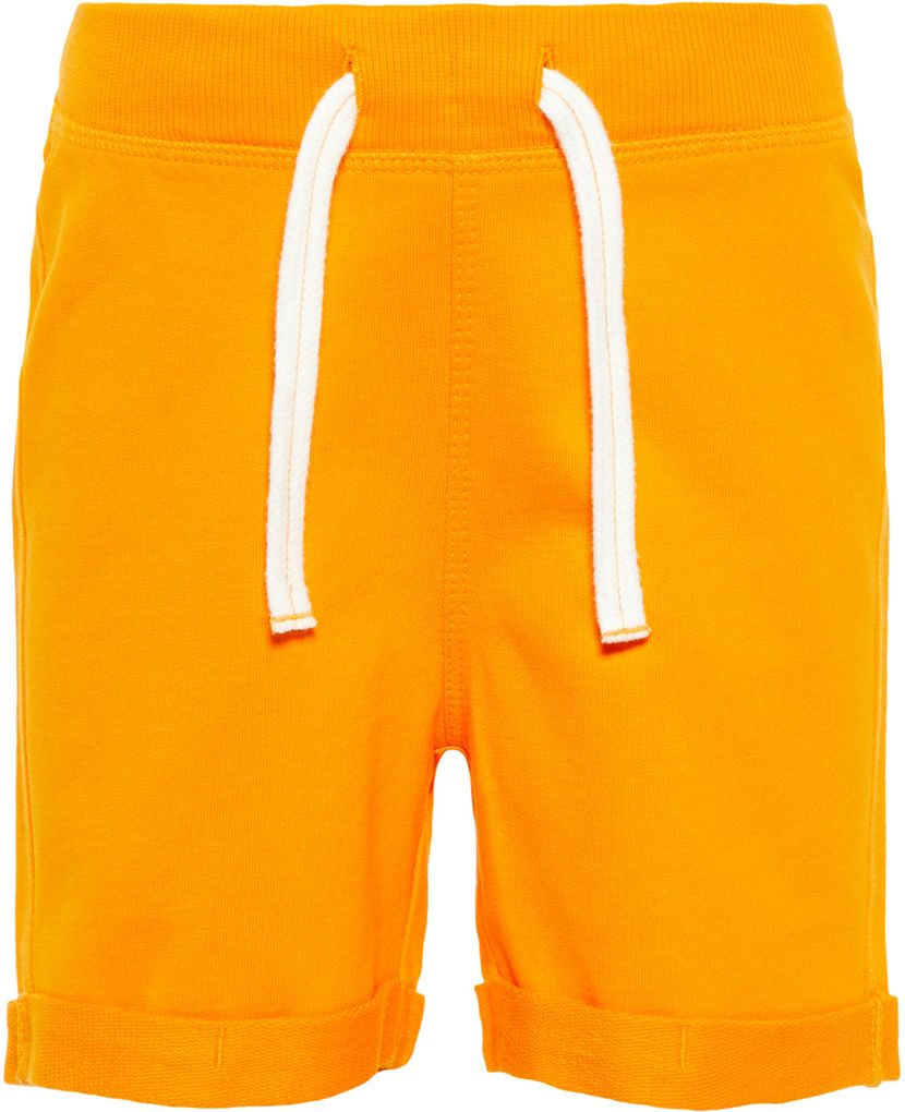 Name it Jungen Sweat Long Shorts Bermuda NMMPAW Baumwolle – Bild 1