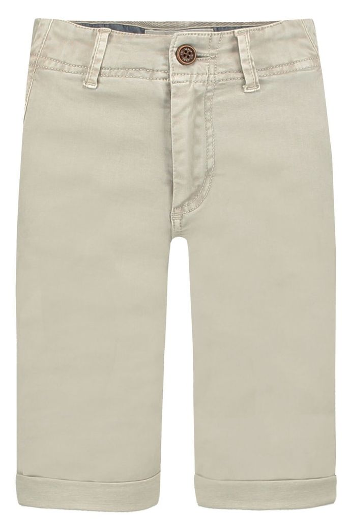 Garcia Jungen Chino-Bermuda Stretch kurze Sommerhose in kit – Bild 1