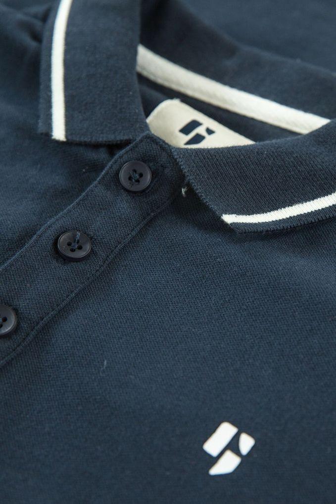 Garcia Jungen Poloshirt kurzarm unifarben Baumwolle – Bild 2