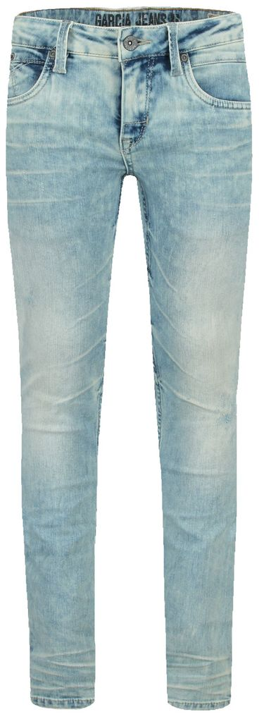 Garcia Jungen Jeans Hose Xandro Skinny superslim fit bleached