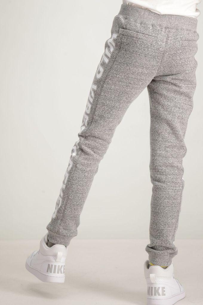 Garcia Mädchen Sweathose Joggpants Sporthose in rock grey – Bild 3