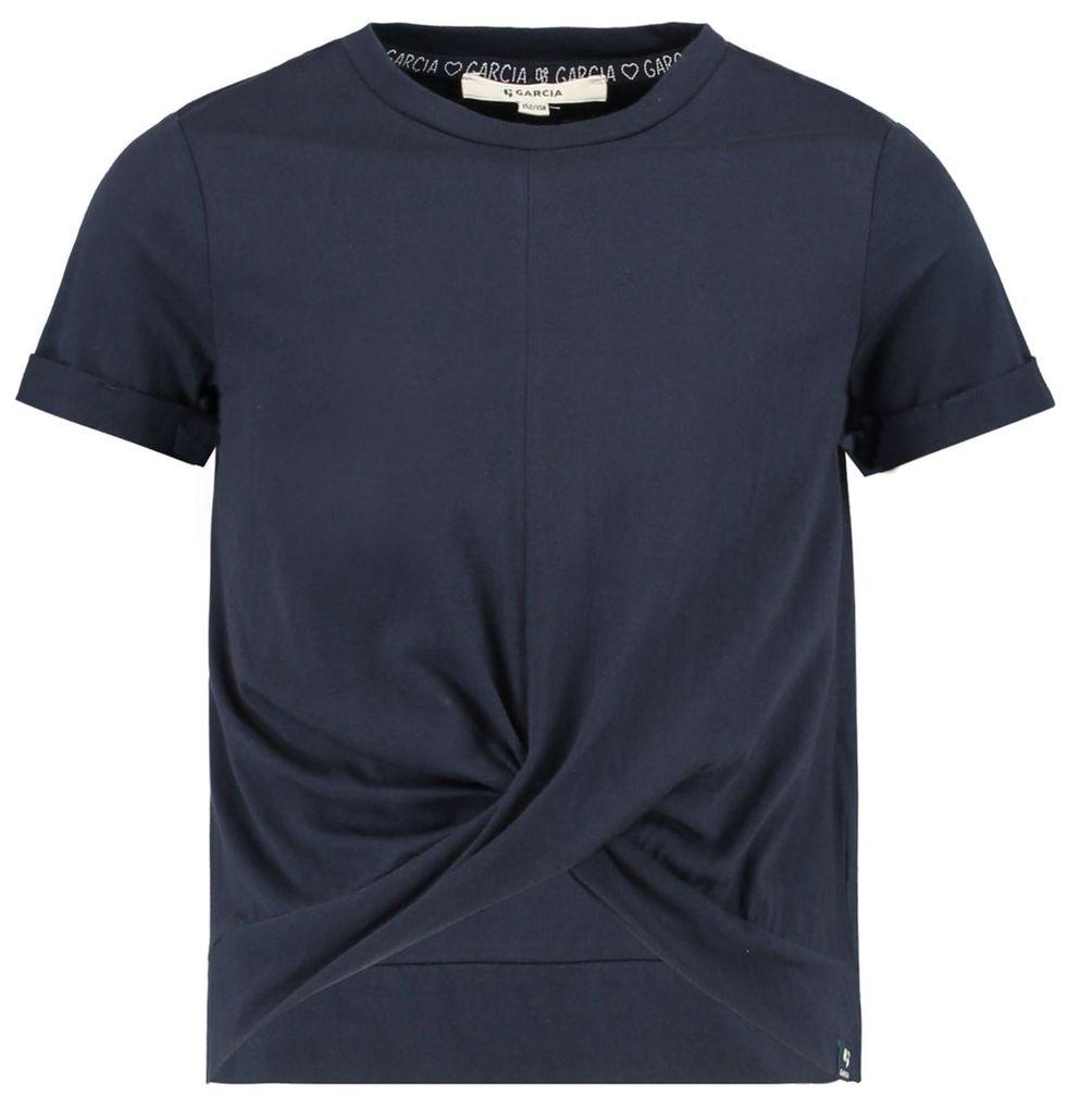 Garcia Mädchen T-Shirt kurzarm oversized kurz geschnitten – Bild 1