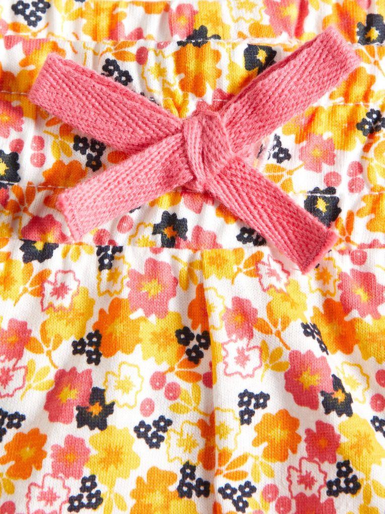 Name it Mädchen Shorts gemustert aus Jersey NMFvigga  – Bild 6