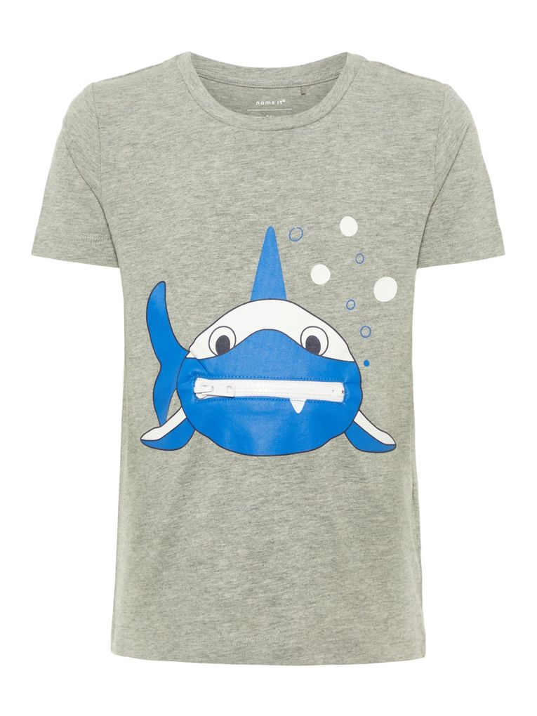 Name it Jungen T-Shirt kurzarm Bio-Baumwolle NMMzharko