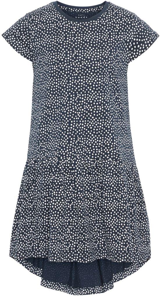 Name it Mädchen Sommer-Kleid Jerseykleid Baumwolle NKFvigga – Bild 7