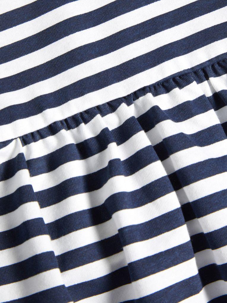 Name it Mädchen Sommer-Kleid Jerseykleid Baumwolle NKFvigga – Bild 6