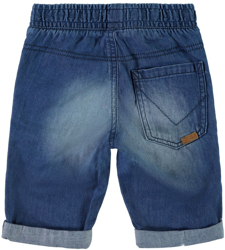 Name it Jungen Jeans Bermuda Denim Long Shorts NMMryan – Bild 2