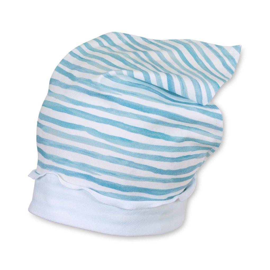 Sterntaler Baby Mädchen Jersey Kopftuch mit UV Schutz 50+