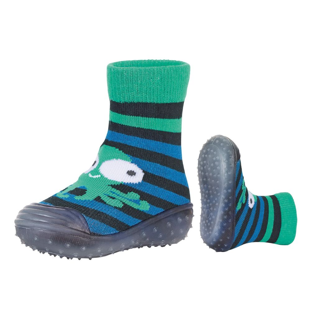 Sterntaler Kinder Adventure-Socks Badeschuhe Qualle – Bild 2