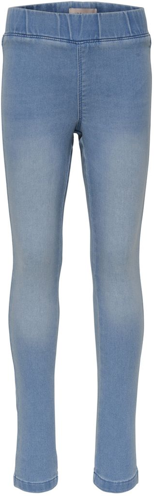 Kids Only Mädchen Jeggings KONJUNE light blue denim – Bild 1