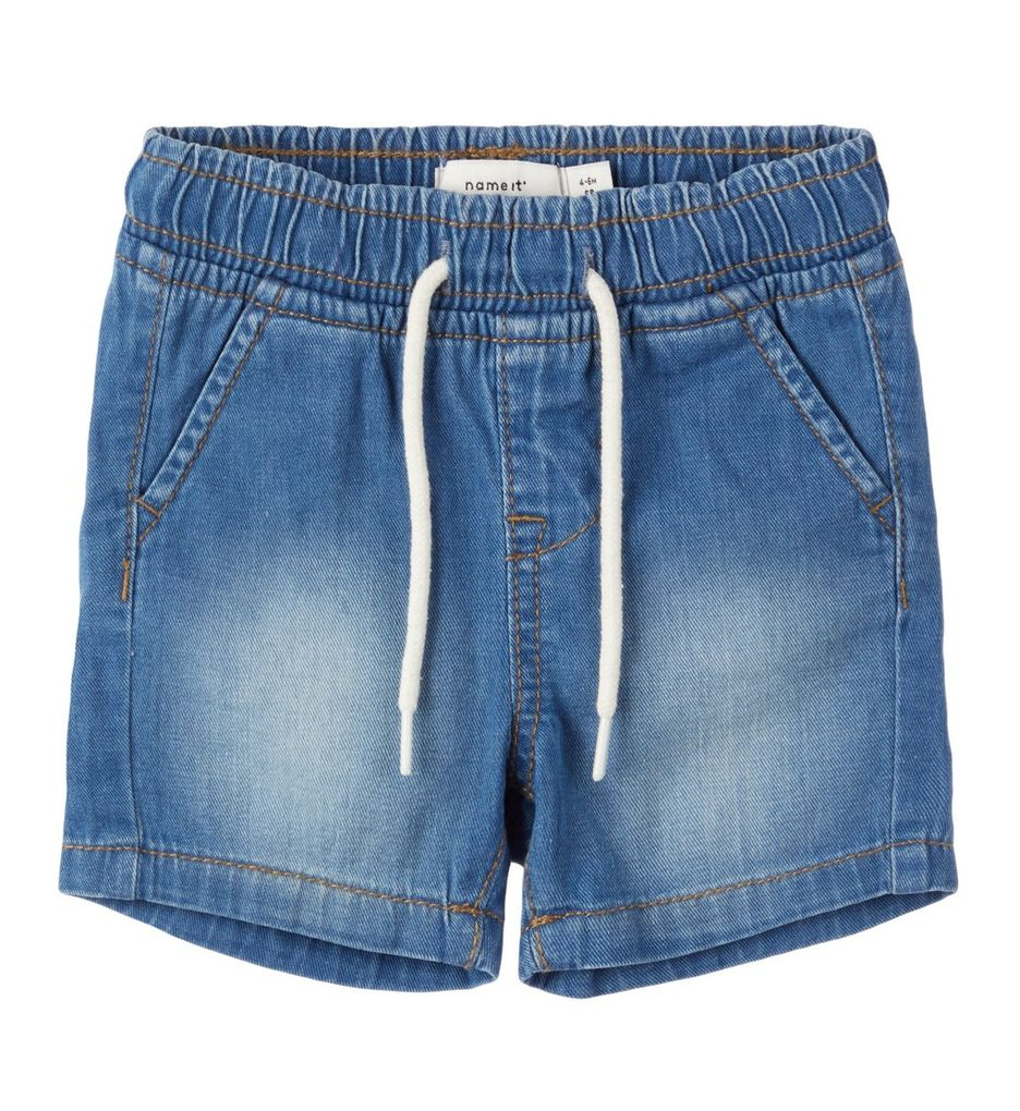 Name it Baby Jungen Shorts NBMRYAN kurze Jeans-Hose – Bild 1