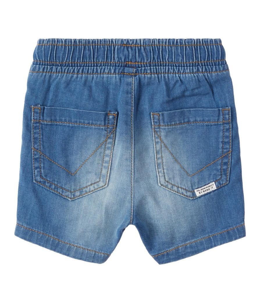Name it Baby Jungen Shorts NBMRYAN kurze Jeans-Hose – Bild 2