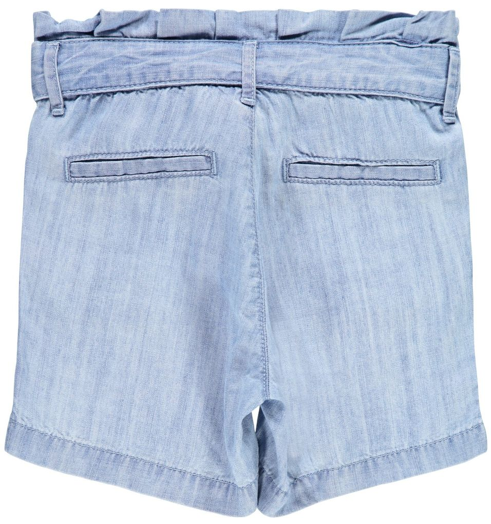 Name it Mädchen Jeans-Shorts regular NKFRANDI light blue denim – Bild 2