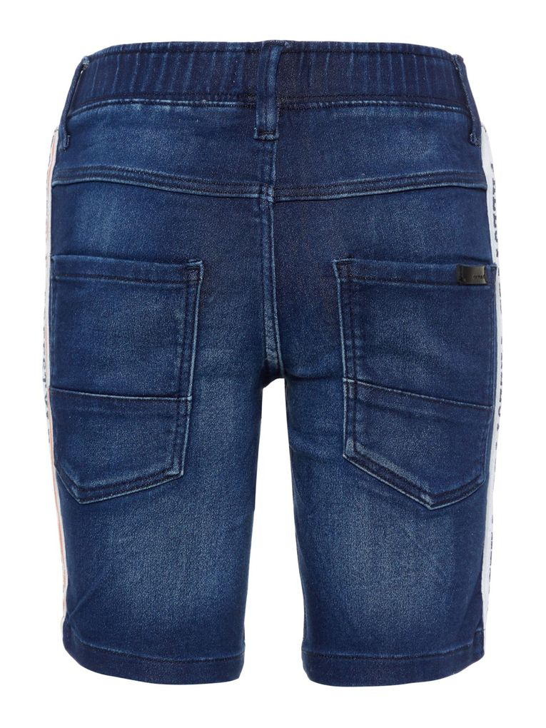 Name it Jungen Jeans Long Shorts NKMSOFUS DNMARLAN – Bild 3