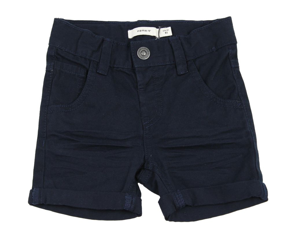 Name it Jungen Chino Long Shorts regular NMMRYAN in dark sapphire