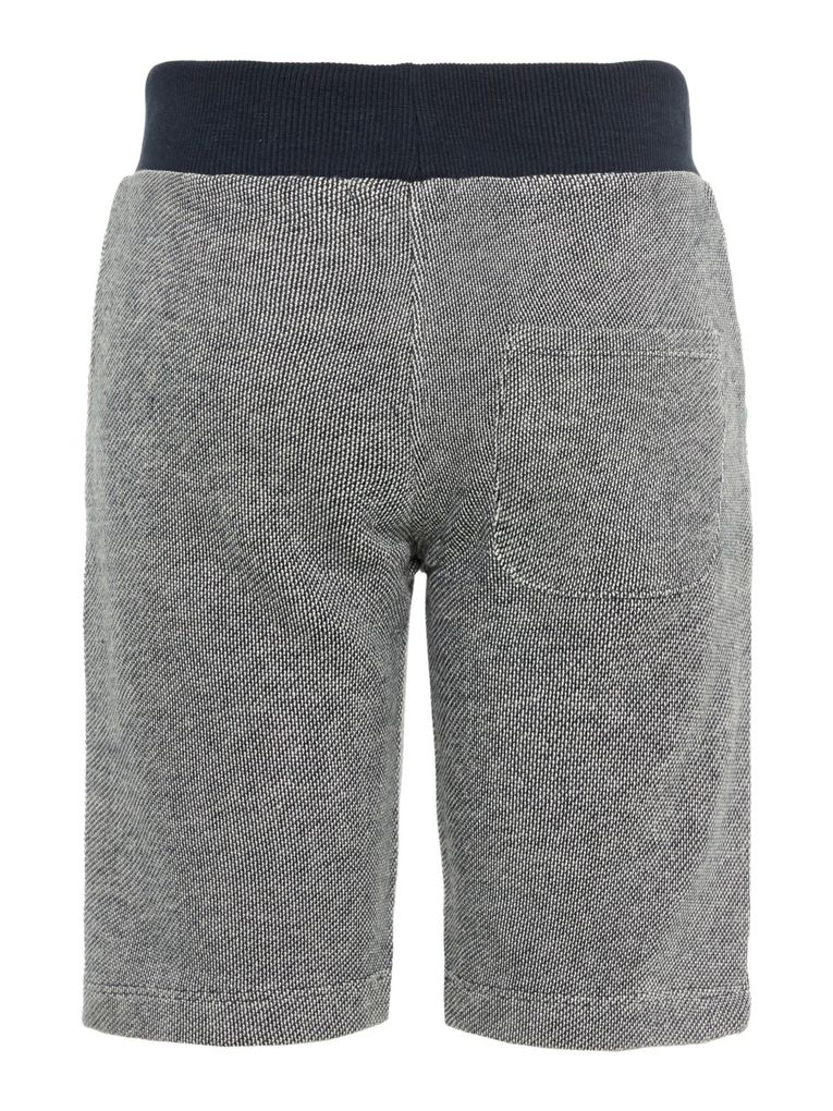 Name it Jungen Long Shorts NKMHALTE Sporthose Sweathose kurz – Bild 2