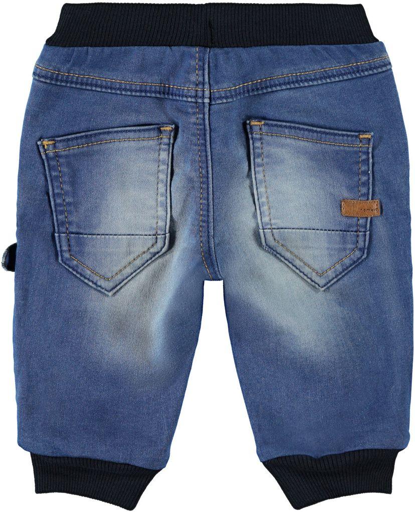 Name it Baby Jungen Jeans Hose mit Joggbund Baggy-Style NBMBOB – Bild 2