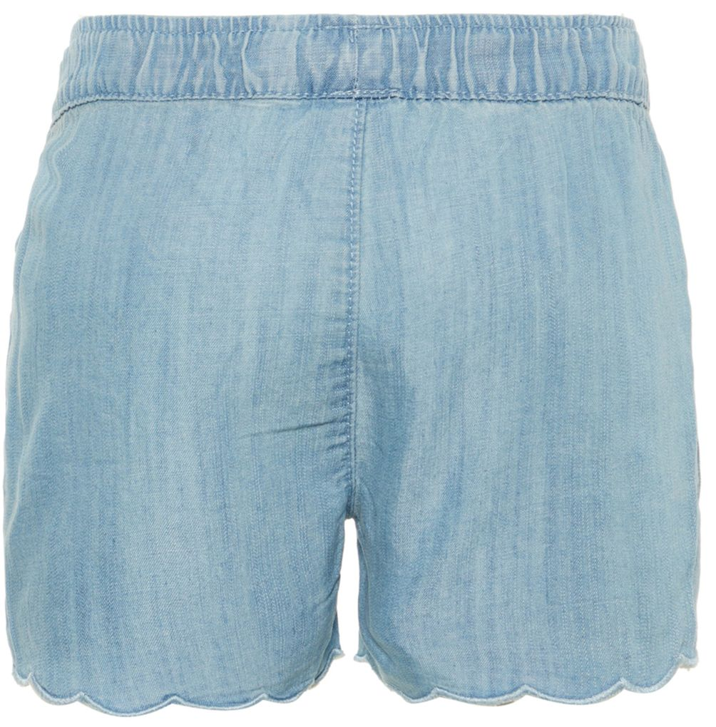 Name it Mädchen Shorts NMFRANDI light blue denim – Bild 2