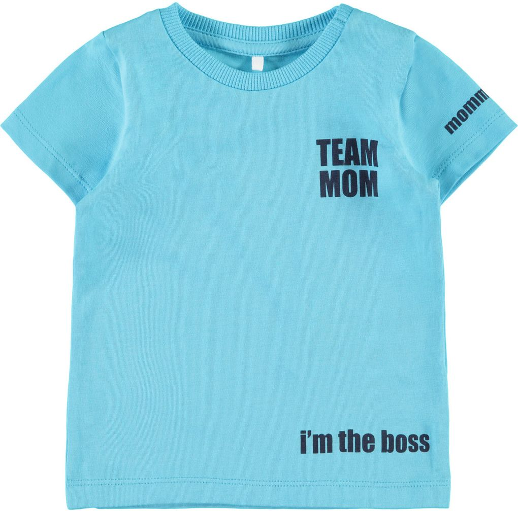 Name it Baby Jungen T-Shirt kurzarm NBMJEVIN