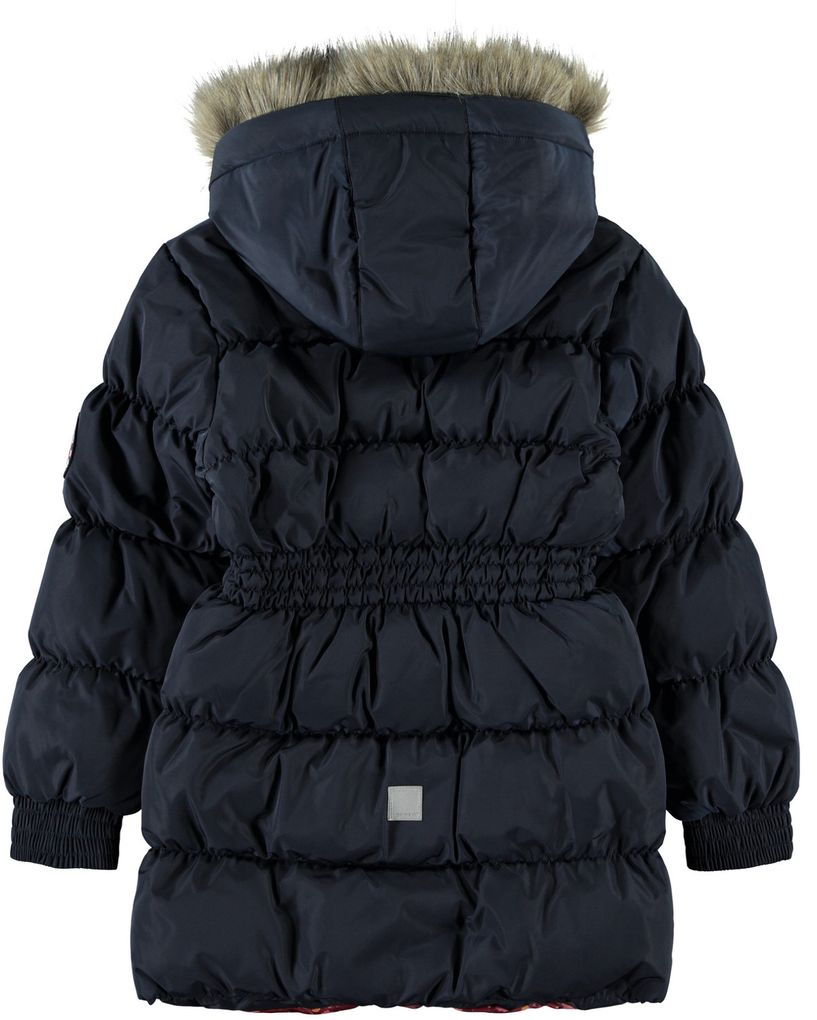 Name it Mädchen Daunenmantel NKFMOLLY DOWN  JACKET CAMP – Bild 2