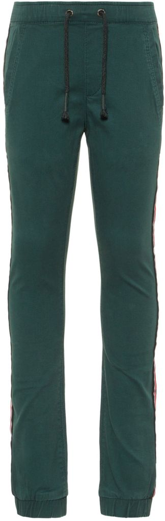 Name it Jungen Chino-Hose mit Seitenstreifen regular fit  NKMROMEO