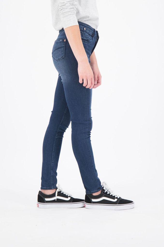 Garcia Mädchen Jeans Hose Skinny Rianna superslim fit high waist – Bild 4