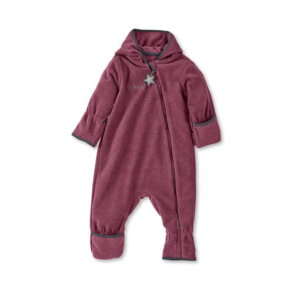 Sterntaler Baby Jungen Mädchen Wagenanzug Overall Microfleece – Bild 7