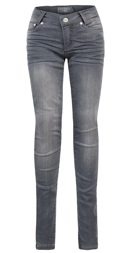 Blue Effect Mädchen Jeans Hose Skinny ultra stretch regular – Bild 4