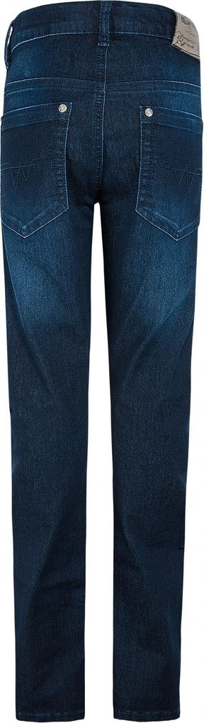Blue Effect Jungen Jeans Hose Skinny slim fit blue denim – Bild 2