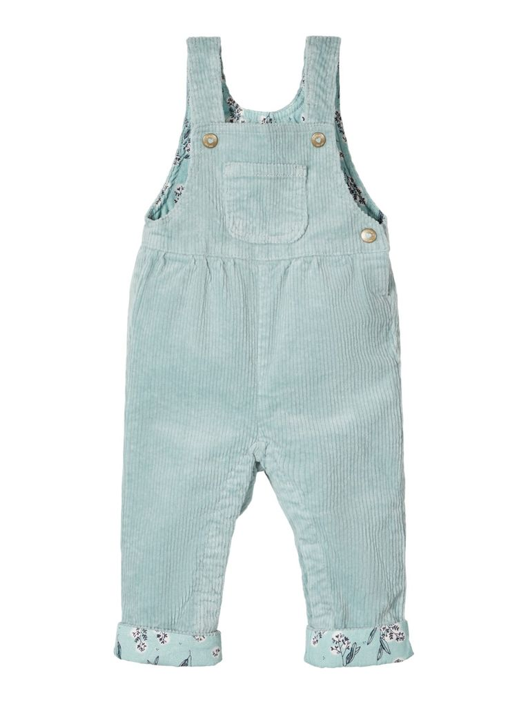 Name it Baby Jungen Cord-Latzhose NBFBANICKA CORD OVERALL BS