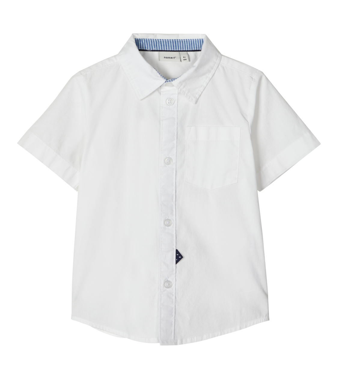 name it jungen hemd hemd weiß kurzarm festlich online kaufen | ceres webshop